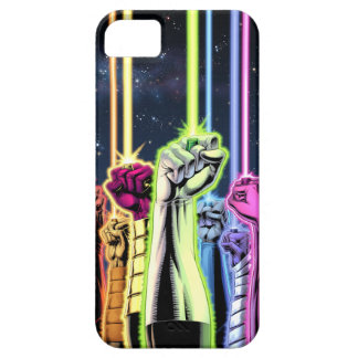 Green Lantern - Hands in the Air iPhone SE/5/5s Case