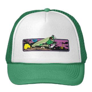 Green Lantern in Space Hats