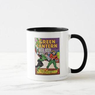 Green Lantern in the ring Mug