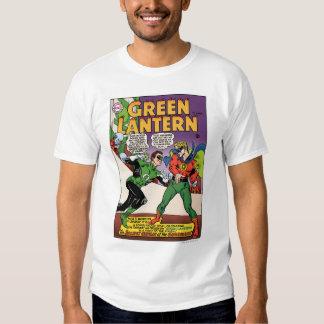 Green Lantern in the ring Shirt