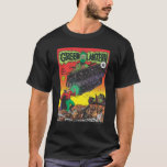 Green Lantern in the trenches T-Shirt