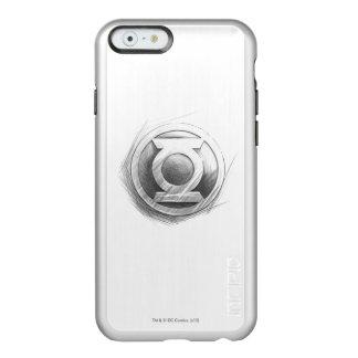 Green Lantern Insignia Incipio Feather Shine iPhone 6 Case