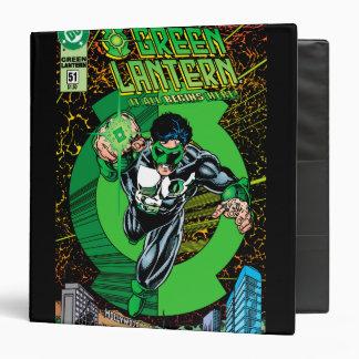 Green Lantern - It all begins here 3 Ring Binder