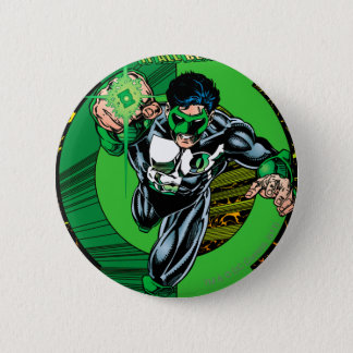 Green Lantern - It all begins here Button