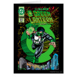 Green Lantern - It all begins here Greeting Card