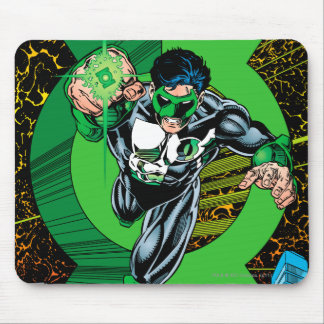 Green Lantern - It all begins here Mouse Pad