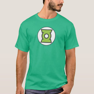 Green Lantern Logo 11 T-Shirt