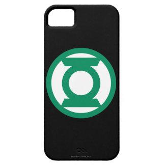 Green Lantern Logo 13 iPhone SE/5/5s Case