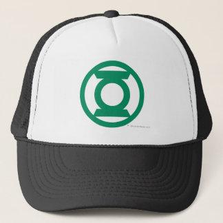Green Lantern Logo 13 Trucker Hat