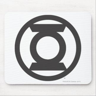 Green Lantern Logo 14 Mouse Pad