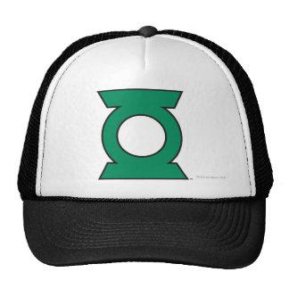 Green Lantern Logo 15 Hat