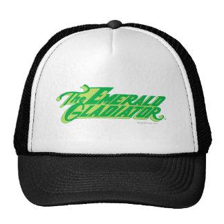 Green Lantern Logo 8 Mesh Hats
