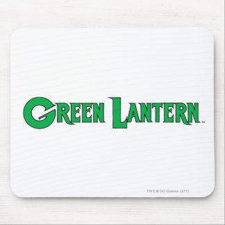 Green Lantern Logo 9 Mouse Pad