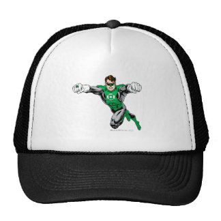 Green Lantern - Looking Forward Mesh Hat