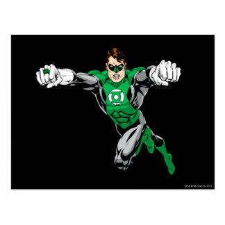 Green Lantern - Looking Forward Postcard