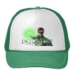Green Lantern Mesh Hats