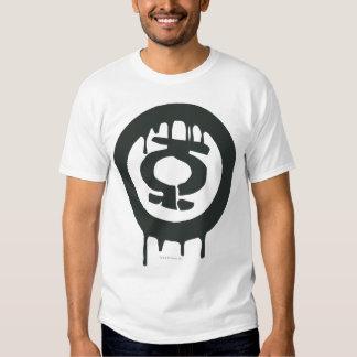 Green Lantern Paint Symbol T Shirt