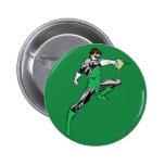 Green Lantern Pointing Ring 2 Inch Round Button