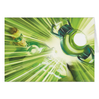Green Lantern Power Card