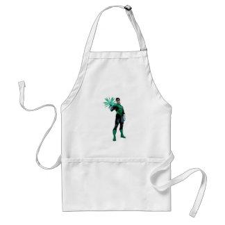 Green Lantern & Ring Adult Apron