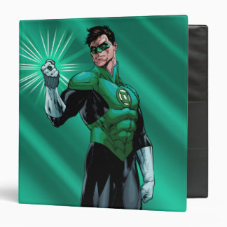 Green Lantern & Ring Binder