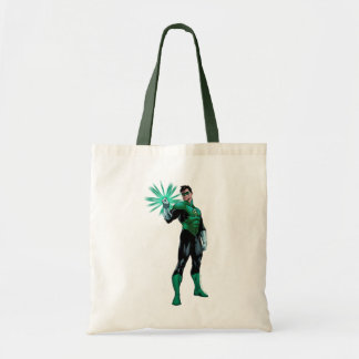 Green Lantern & Ring Tote Bag