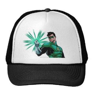Green Lantern & Ring Trucker Hat