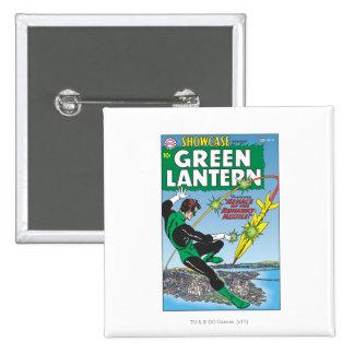 Green Lantern - Runaway Missile Button