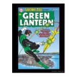 Green Lantern - Runaway Missile Postcards