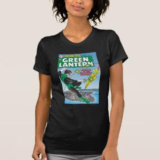 Green Lantern - Runaway Missile T Shirt