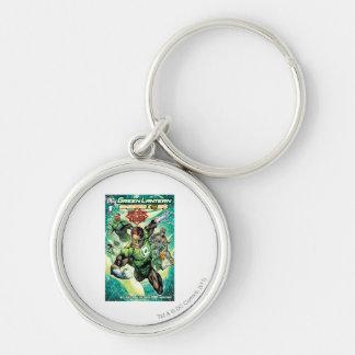 Green Lantern - Secret Files and Origins Cover Keychain