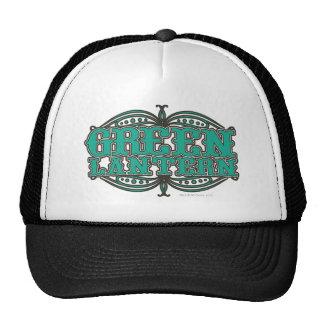 Green Lantern Showtime Letters Trucker Hat