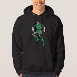 Green Lantern Squats Hoodie