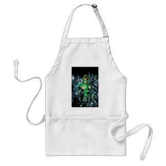Green Lantern Surrounded - Color Adult Apron