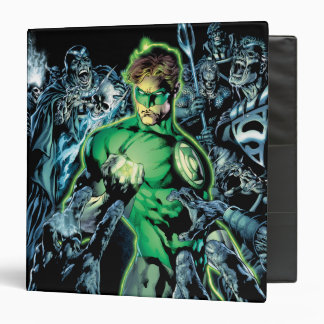Green Lantern Surrounded - Color Binder