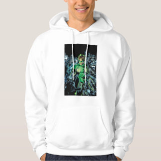 Green Lantern Surrounded - Color Hoodie