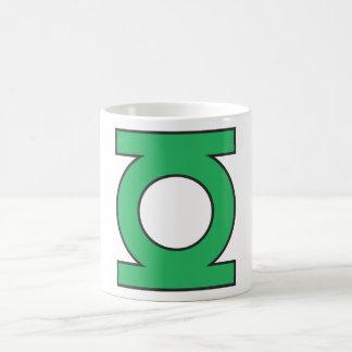 Green Lantern Symbol Coffee Mug