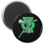 Green Lantern & Symbol Magnet