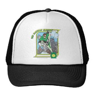 Green Lantern - The Emerald Warrior Trucker Hat