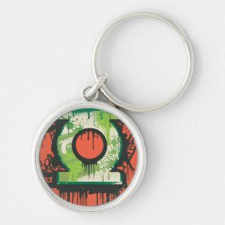 Green Lantern - Twisted Innocence Symbol Keychain