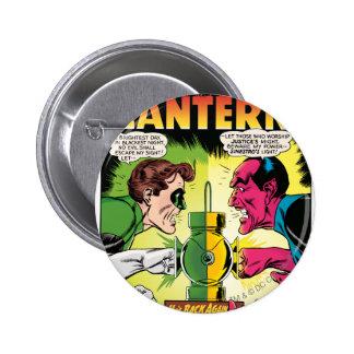 Green Lantern vs Sinestro Button