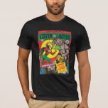 Green Lantern vs The Wizard of Odds T-Shirt