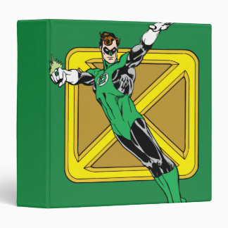 Green Lantern  with Background Binders