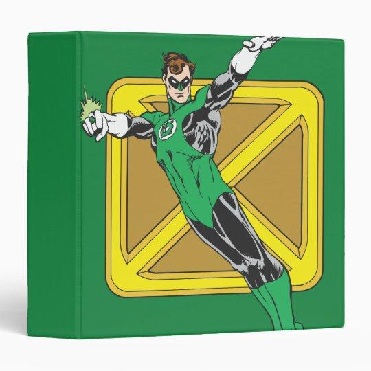 Green Lantern  with Background Binder