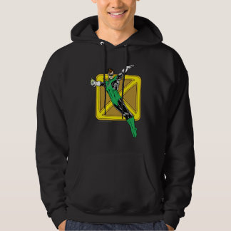 Green Lantern  with Background Hoodie