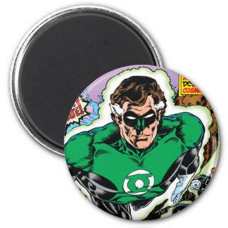Green Lanterns Flying Magnet