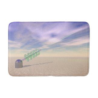 Green Laser Technology Bathroom Mat
