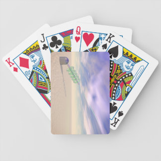 Green Laser Technology Bicycle Playing Cards