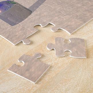 Green Laser Technology Jigsaw Puzzle