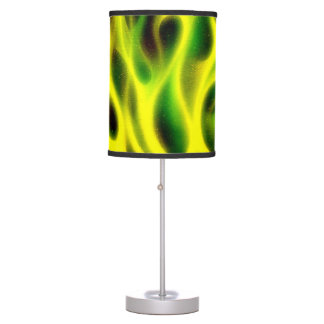 Green Latern Table Lamps